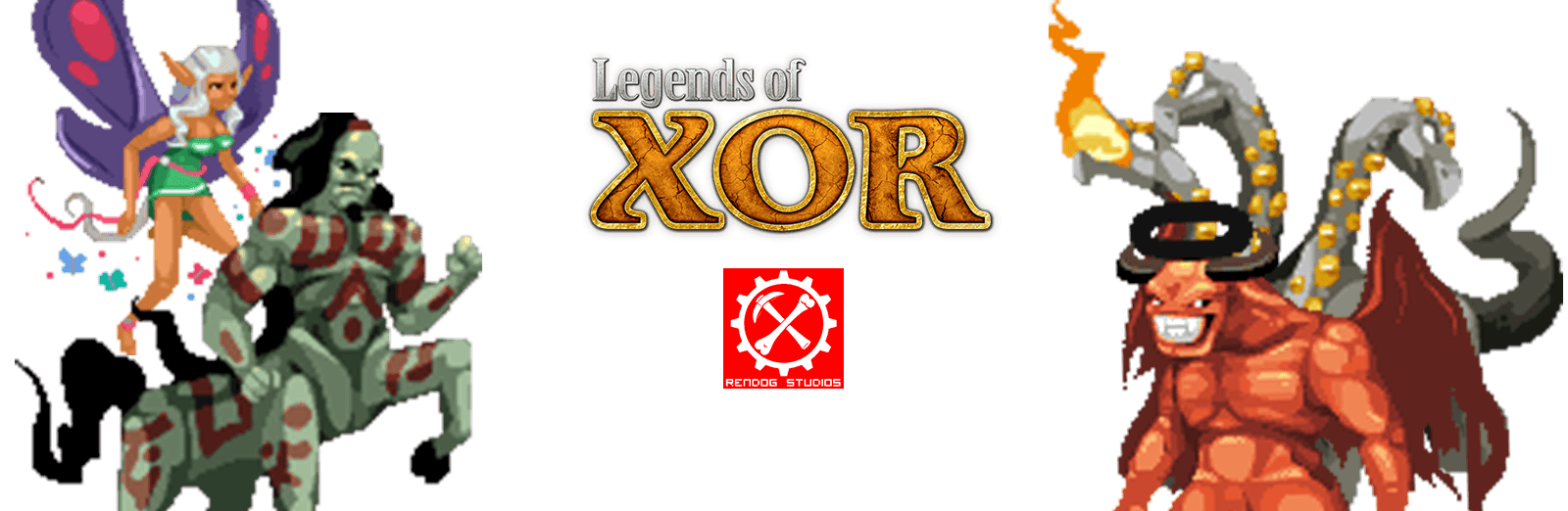 og web games featured legends of xor v2